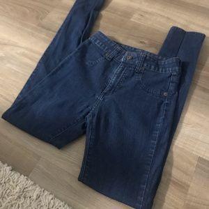 LF Carmar Denim High Waisted Skinny Jeans